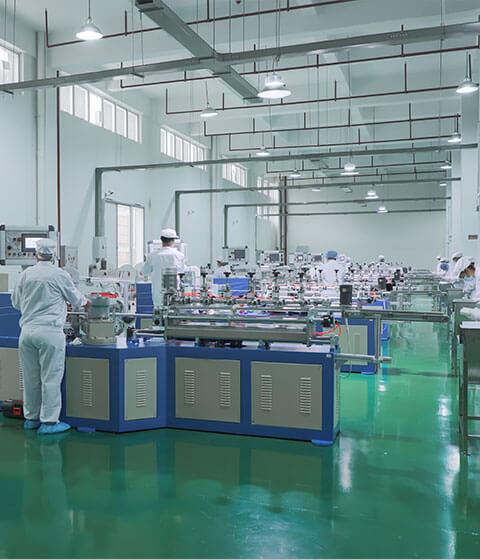 Sản xuất ống hút giấy MZI