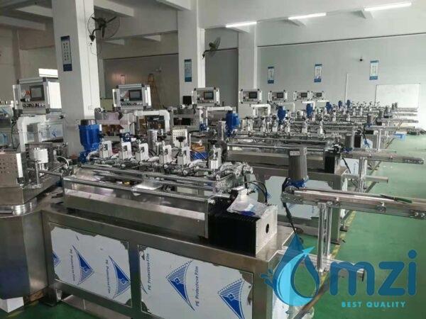 máy sản xuất ống hút giấy