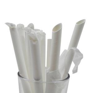 ống hút giấy 12mm cho trà sữa