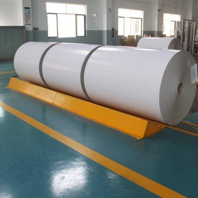 quy trình sản xuất ống hút giấy