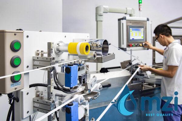 máy sản xuất ống hút giấy tốt